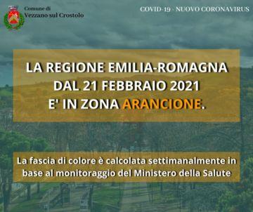Leggi: «Emilia-Romagna torna in zona arancione dal…»